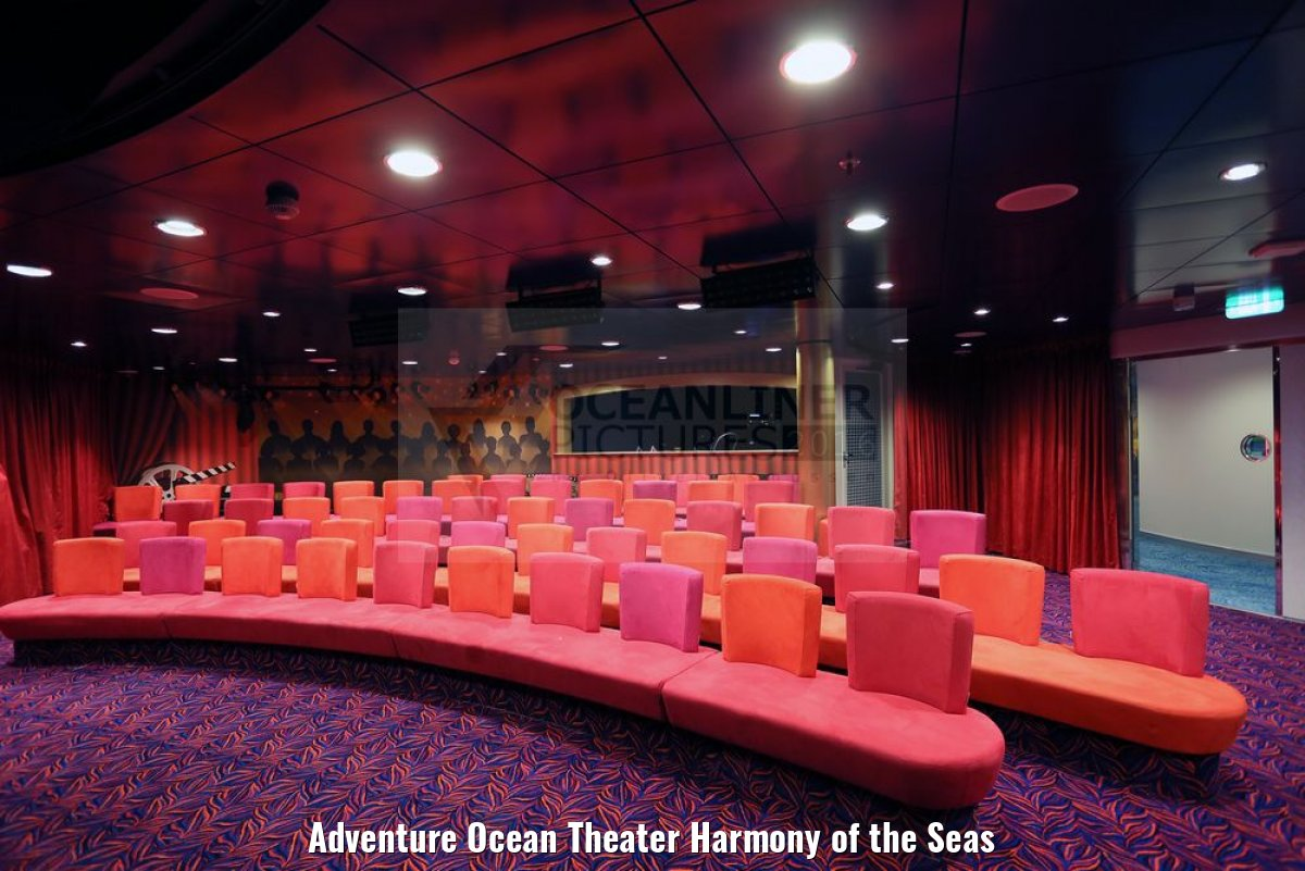 Adventure Ocean Theater Harmony of the Seas