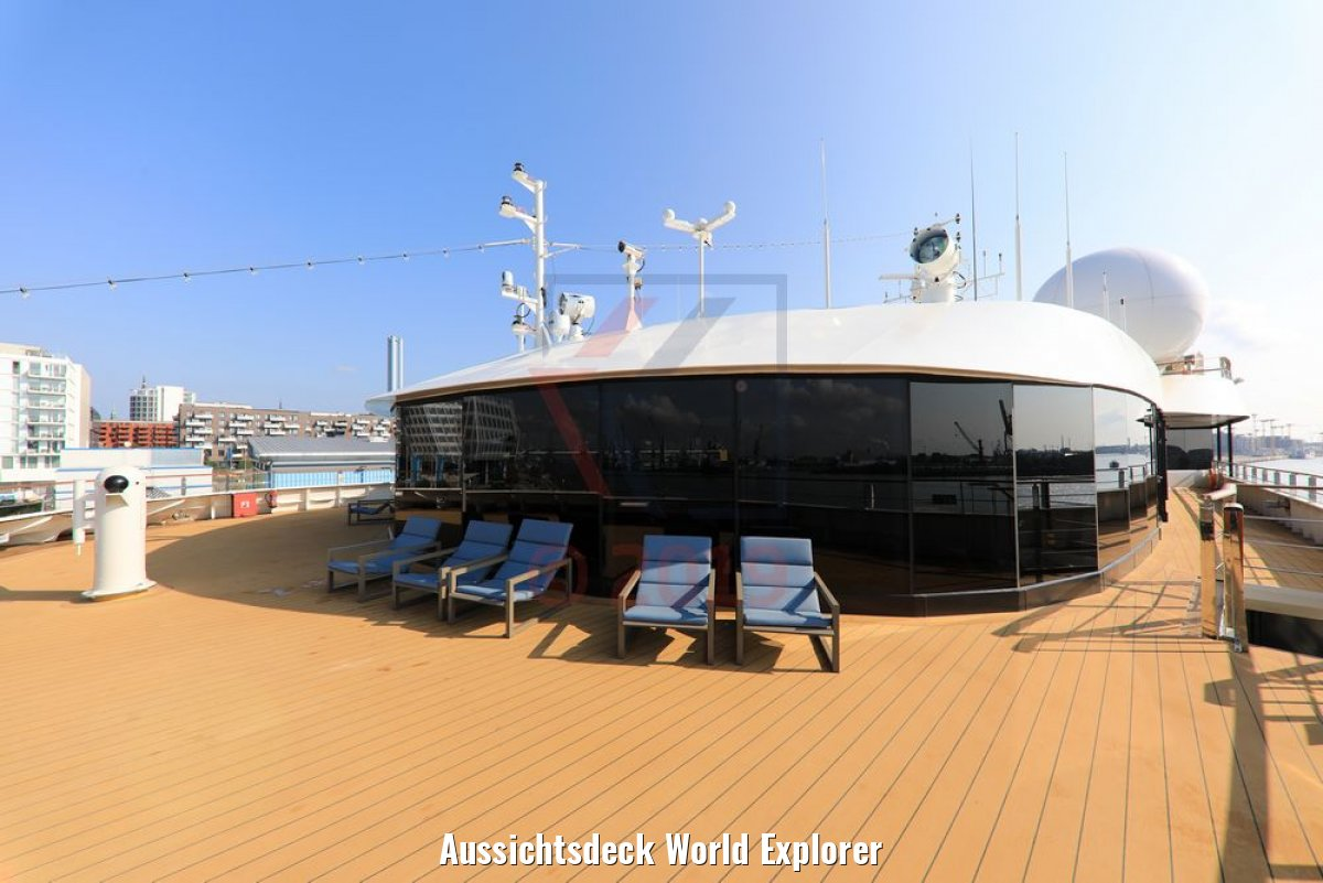 Aussichtsdeck World Explorer