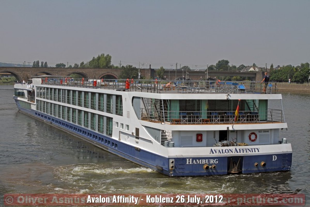 Avalon Affinity - Koblenz 26 July, 2012
