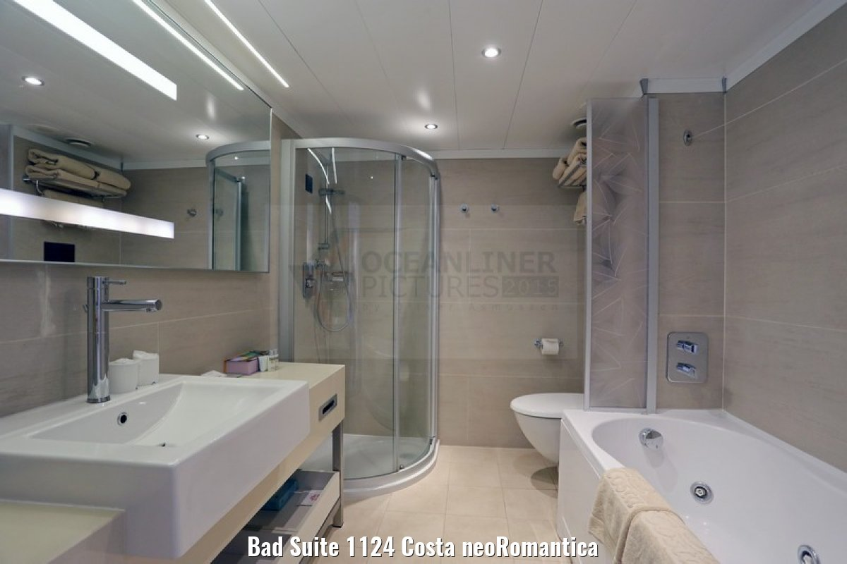 Bad Suite 1124 Costa neoRomantica