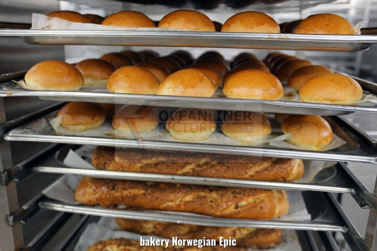 bakery Norwegian Epic