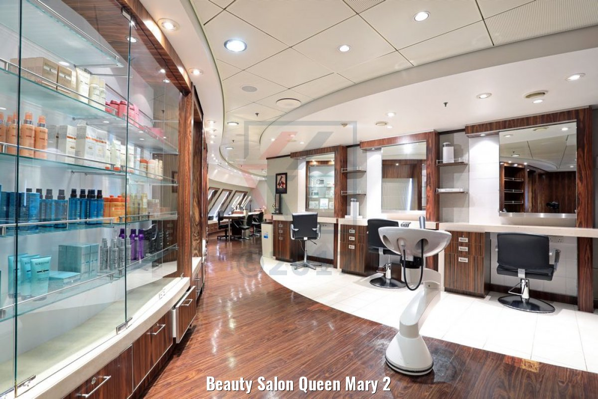 Beauty Salon Queen Mary 2