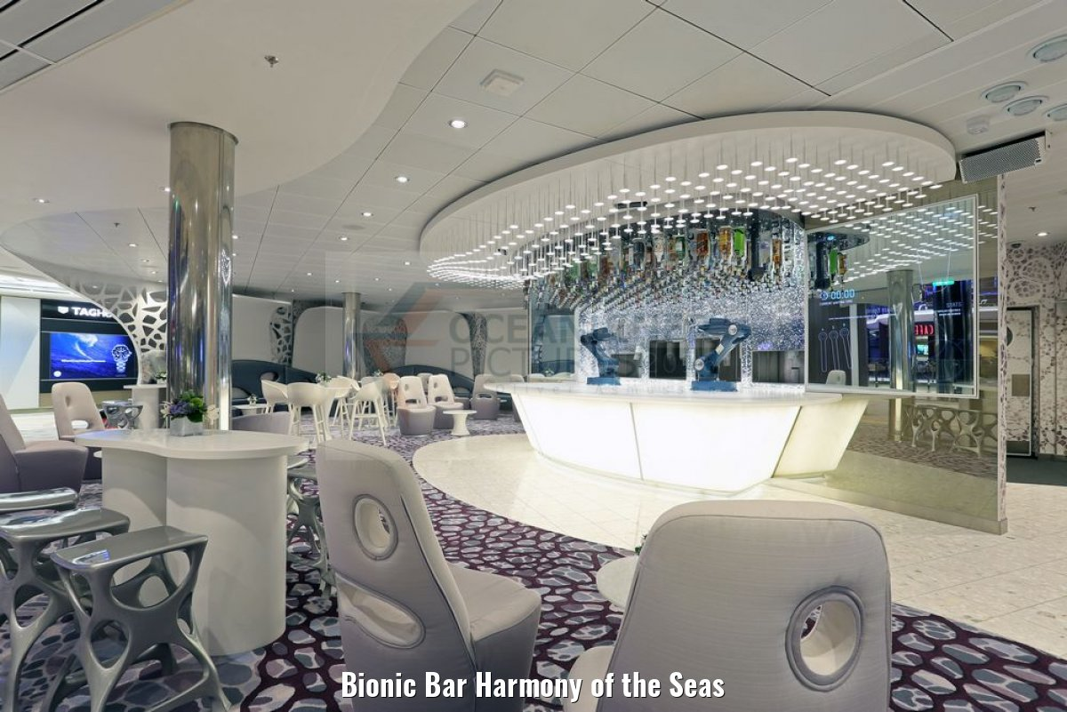Bionic Bar Harmony of the Seas