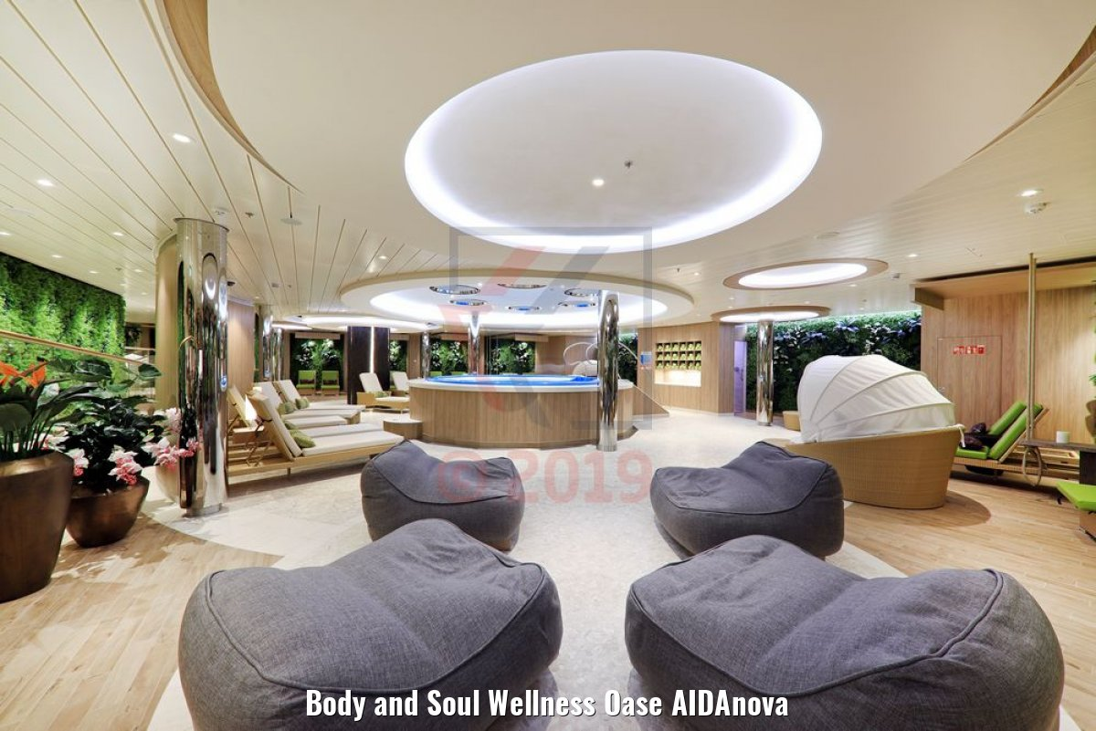 Body and Soul Wellness Oase AIDAnova