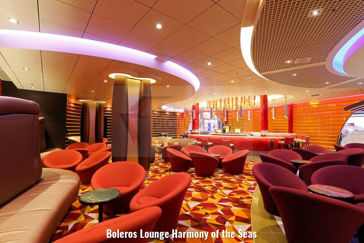 Boleros Lounge Harmony of the Seas