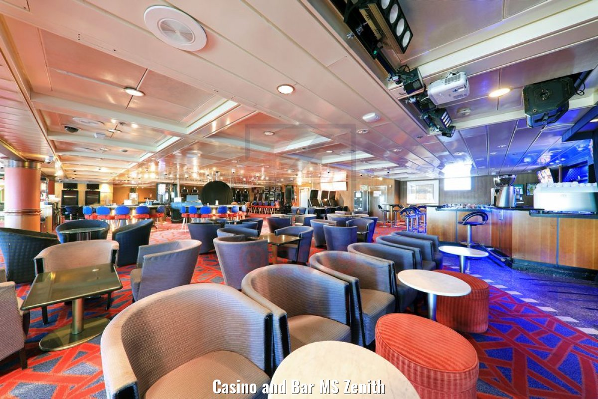 Casino and Bar MS Zenith