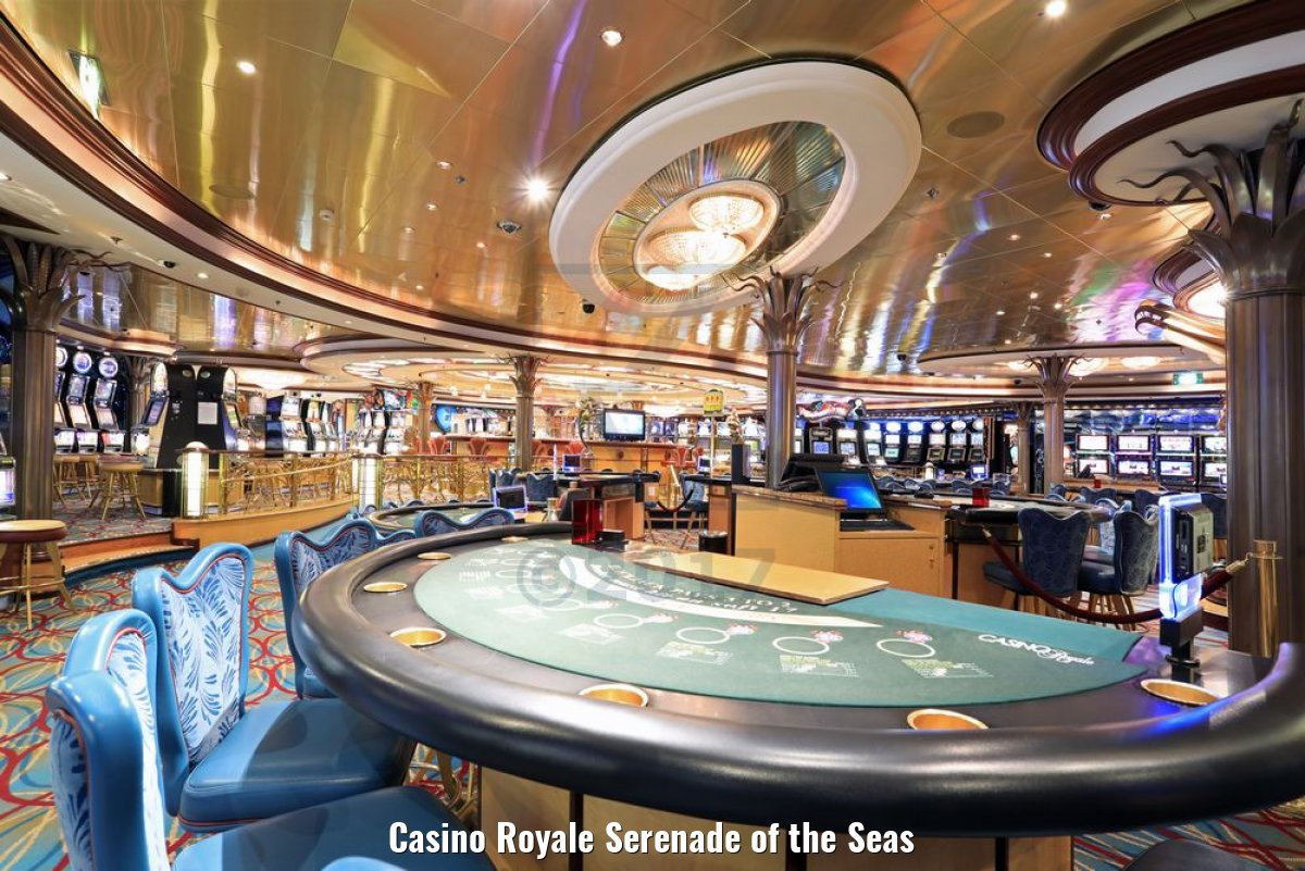 Casino Royale Serenade of the Seas