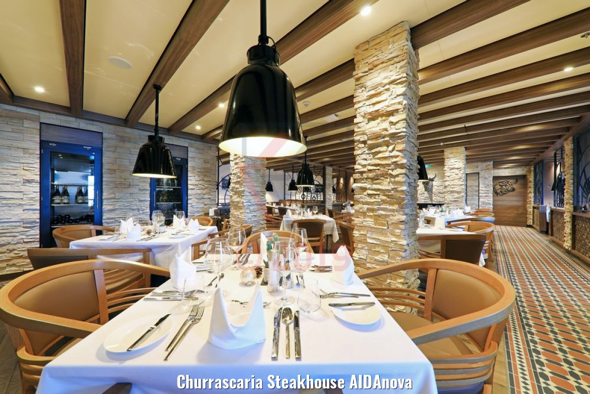 Churrascaria Steakhouse AIDAnova