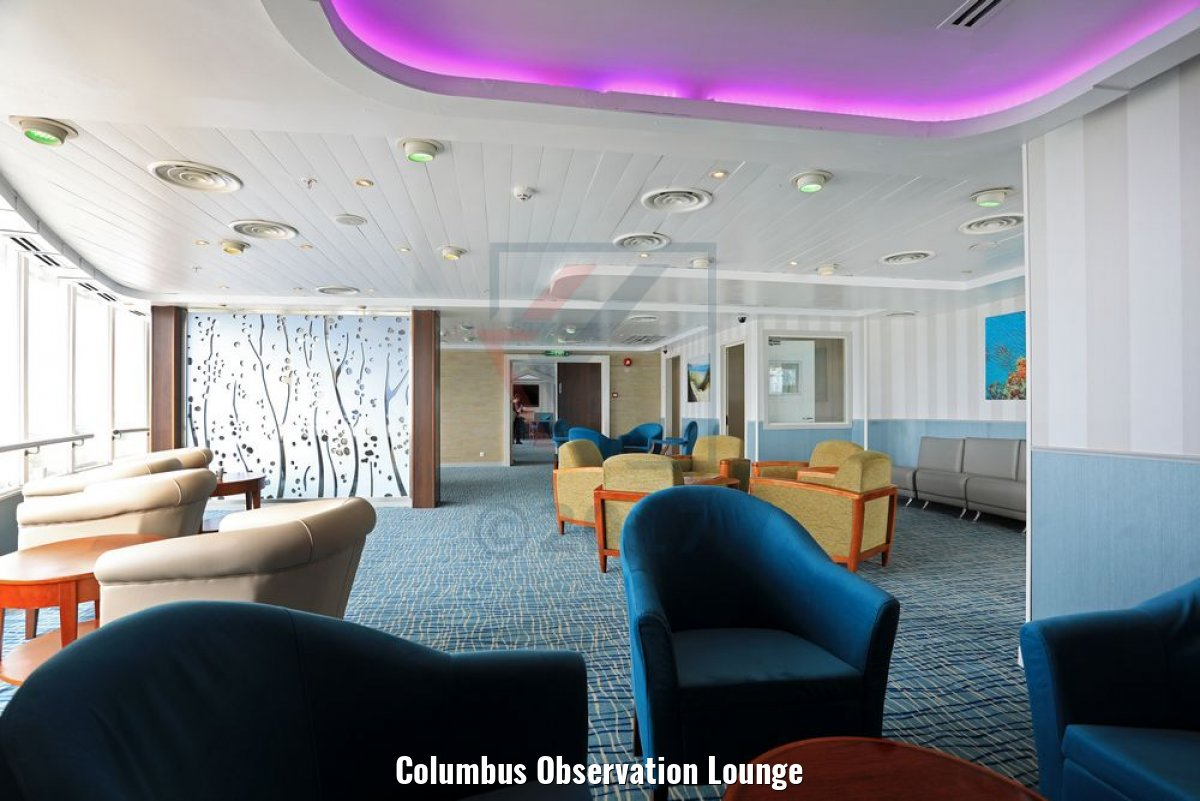 Columbus Observation Lounge