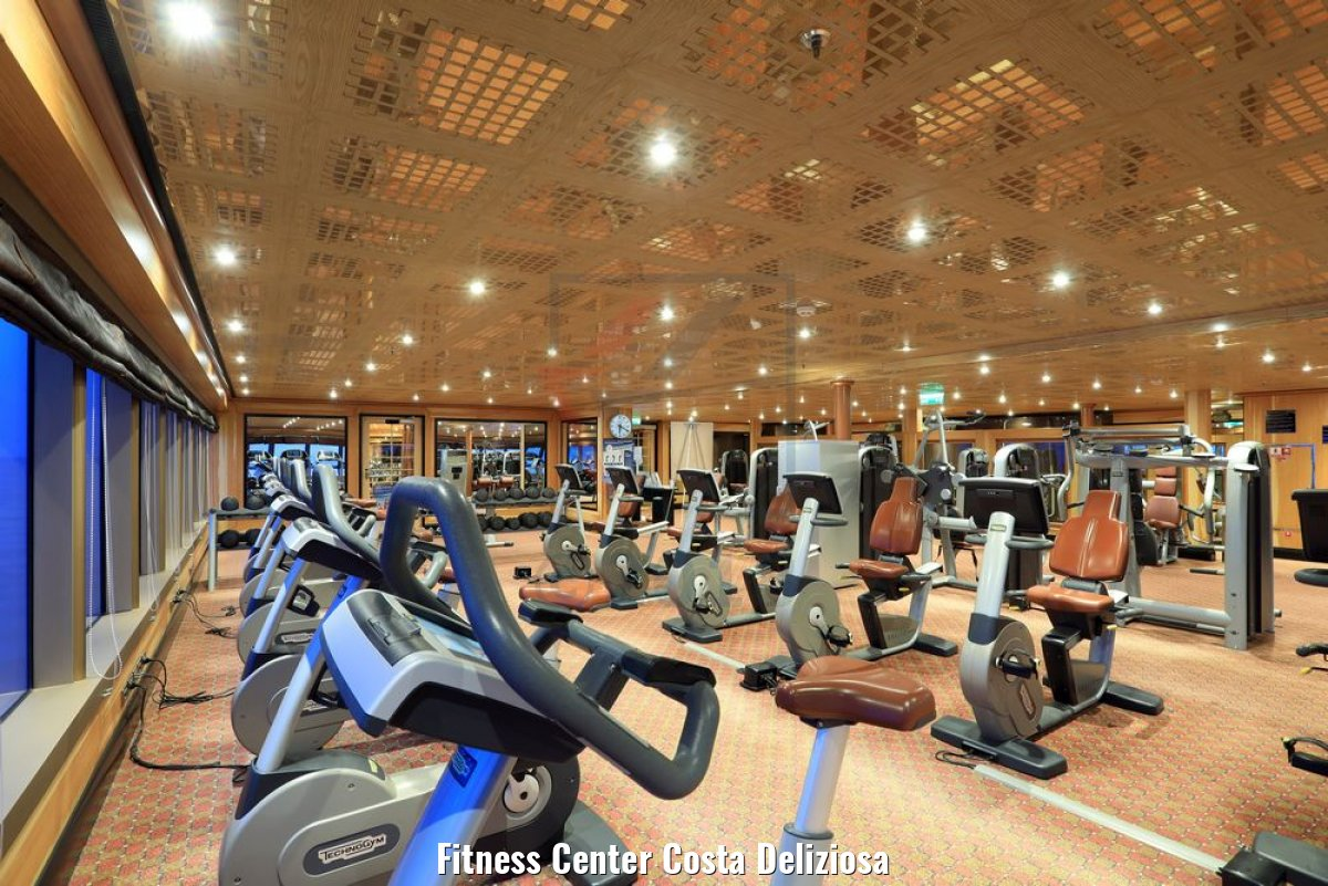 Fitness Center Costa Deliziosa