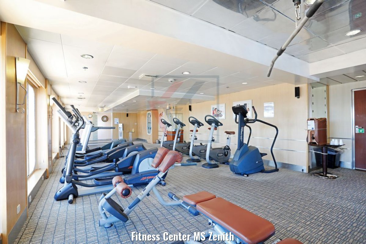 Fitness Center MS Zenith