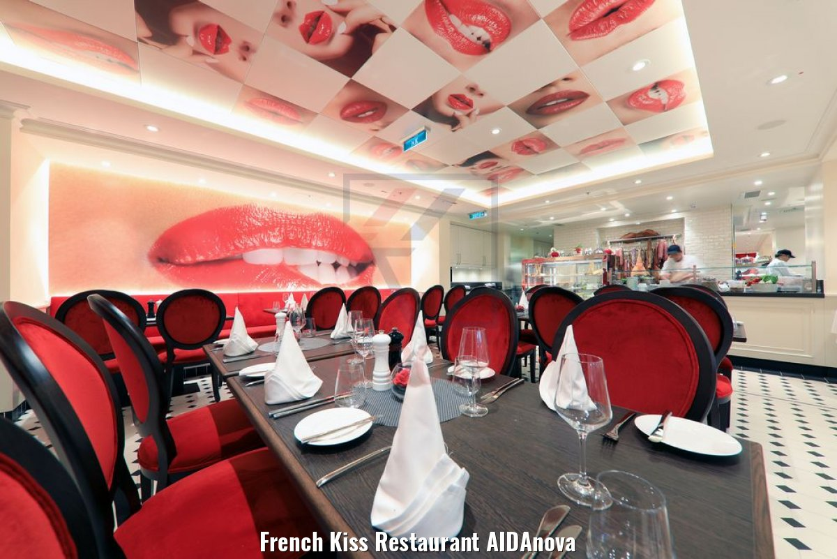 French Kiss Restaurant AIDAnova