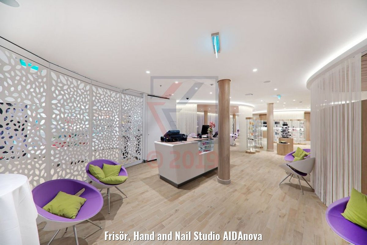Frisör, Hand and Nail Studio AIDAnova