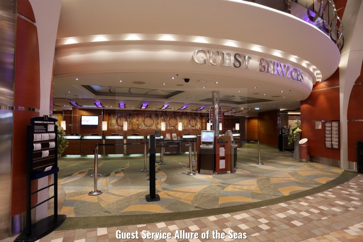 Guest Service Allure of the Seas
