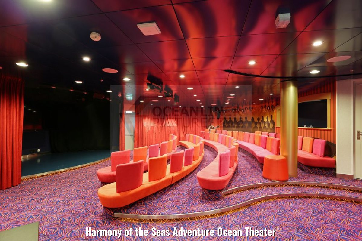 Harmony of the Seas Adventure Ocean Theater
