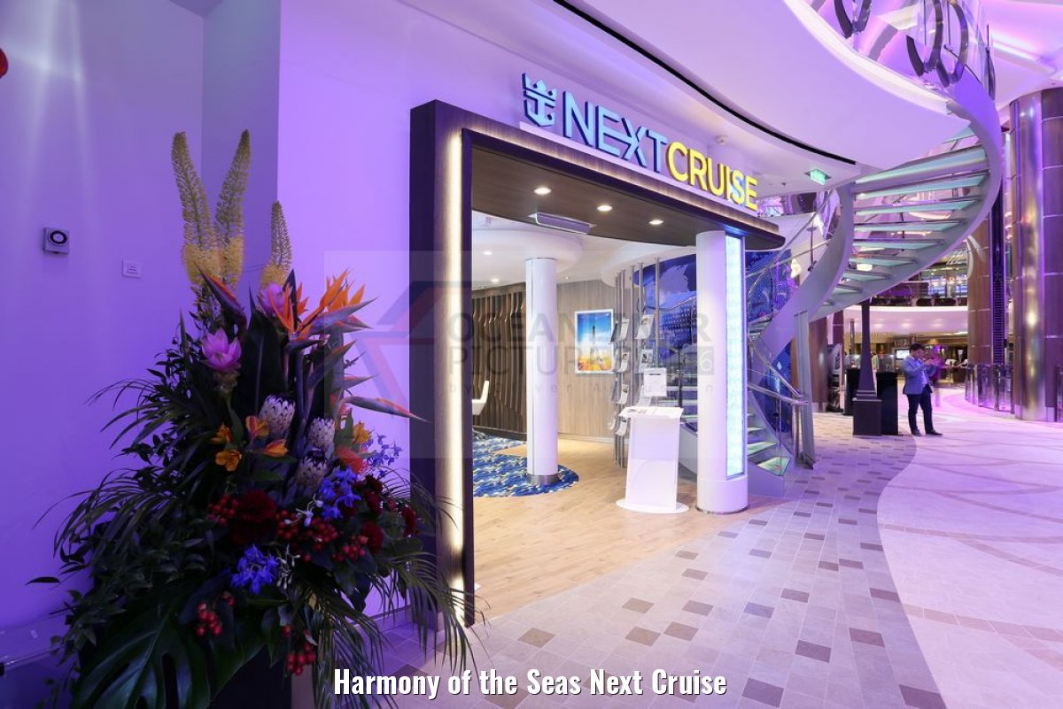 Harmony of the Seas Next Cruise