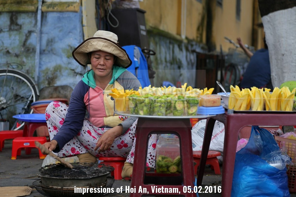 impressions of Hoi An, Vietnam, 05.02.2016
