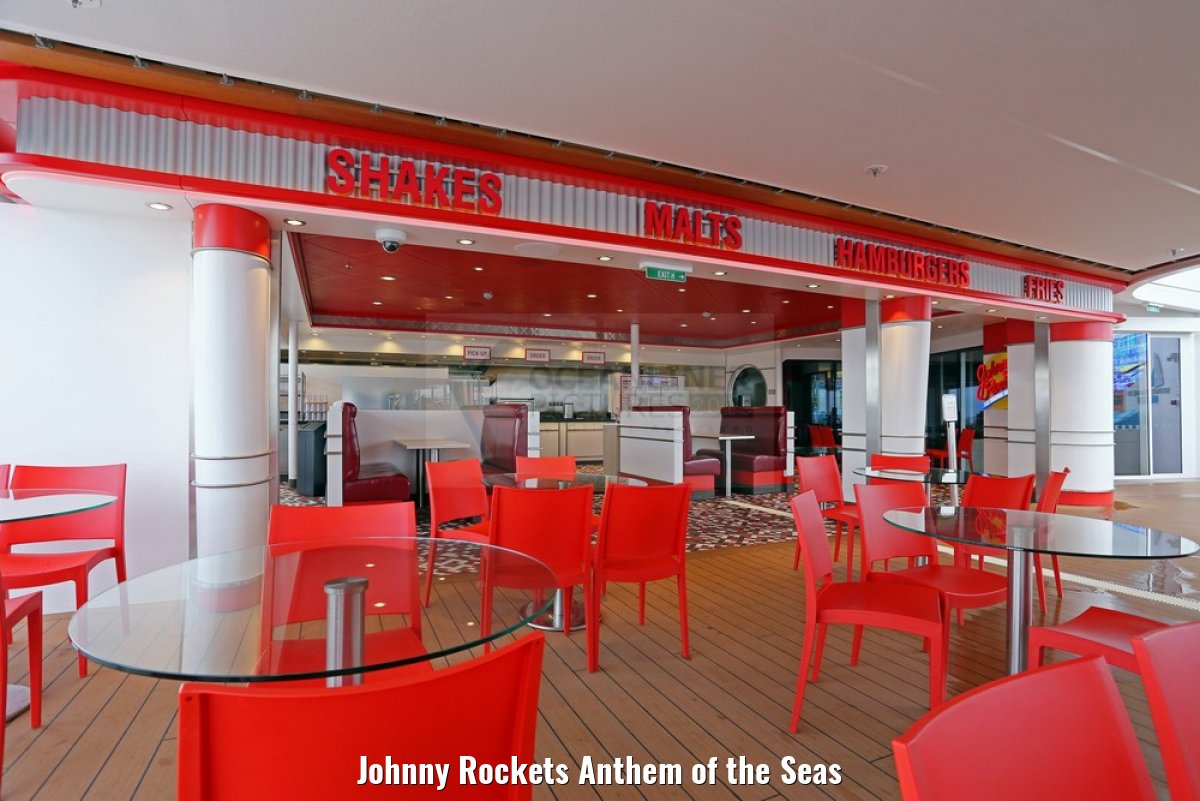Johnny Rockets Anthem of the Seas
