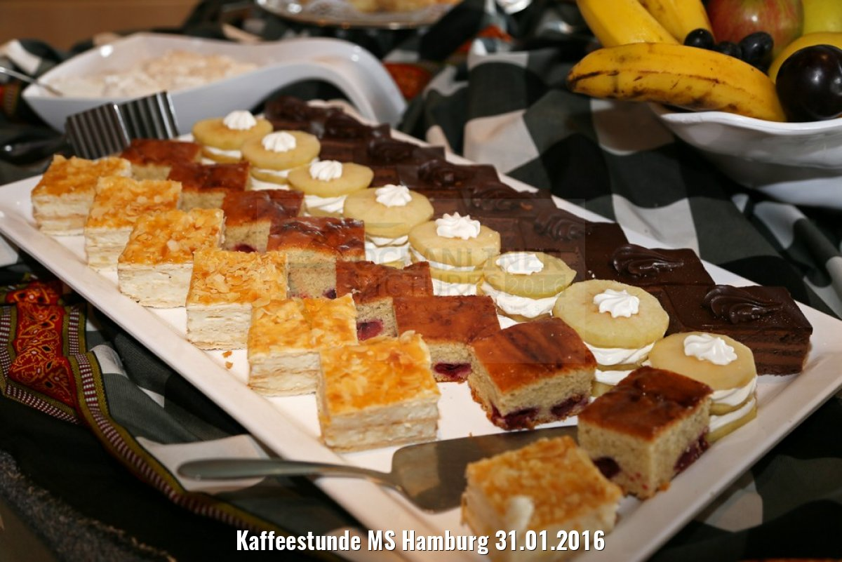 Kaffeestunde MS Hamburg 31.01.2016