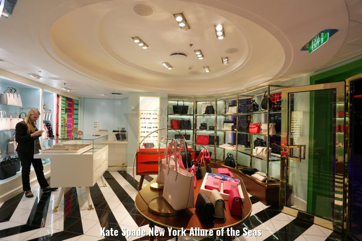 Kate Spade New York Allure of the Seas