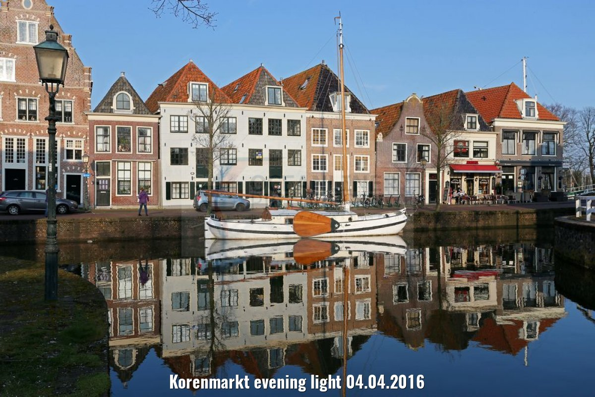 Korenmarkt evening light 04.04.2016