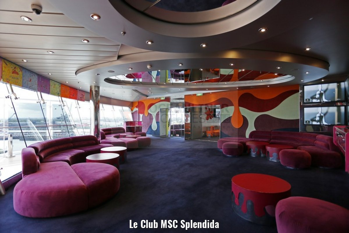 Le Club MSC Splendida