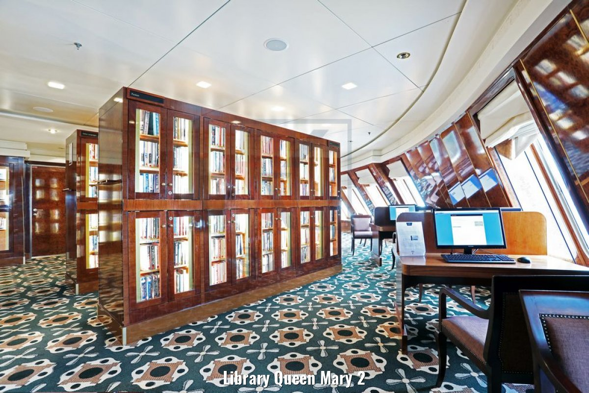Library Queen Mary 2