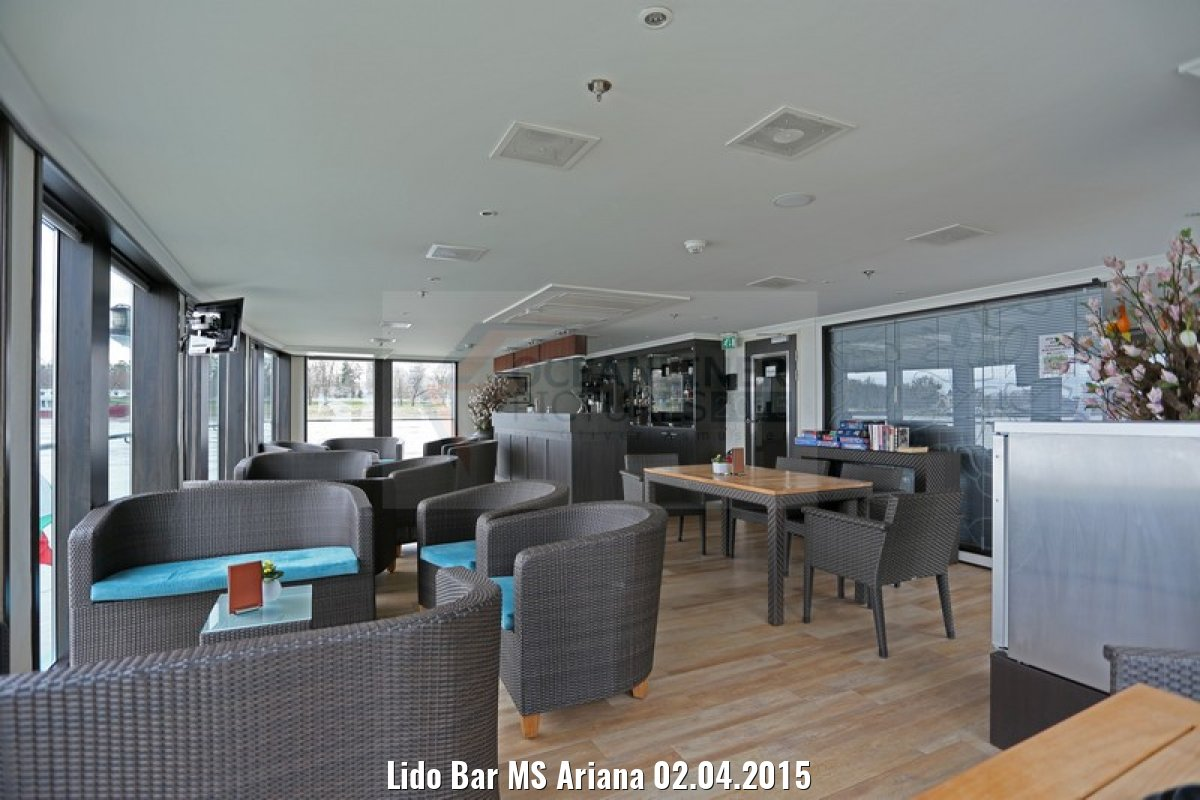 Lido Bar MS Ariana 02.04.2015