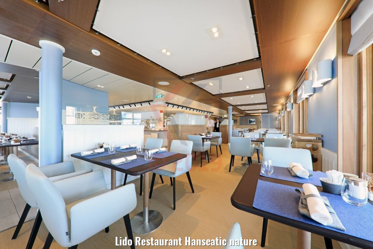 Lido Restaurant Hanseatic nature