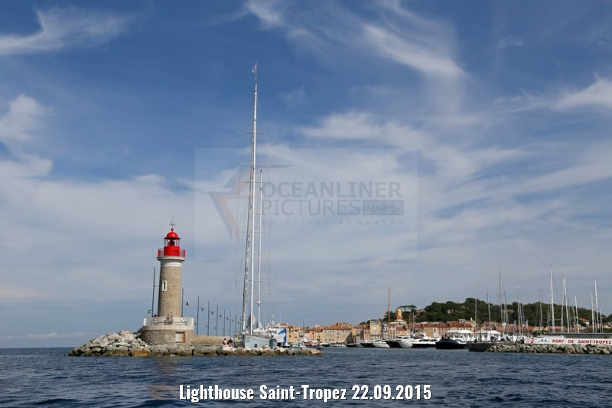 Lighthouse Saint-Tropez 22.09.2015