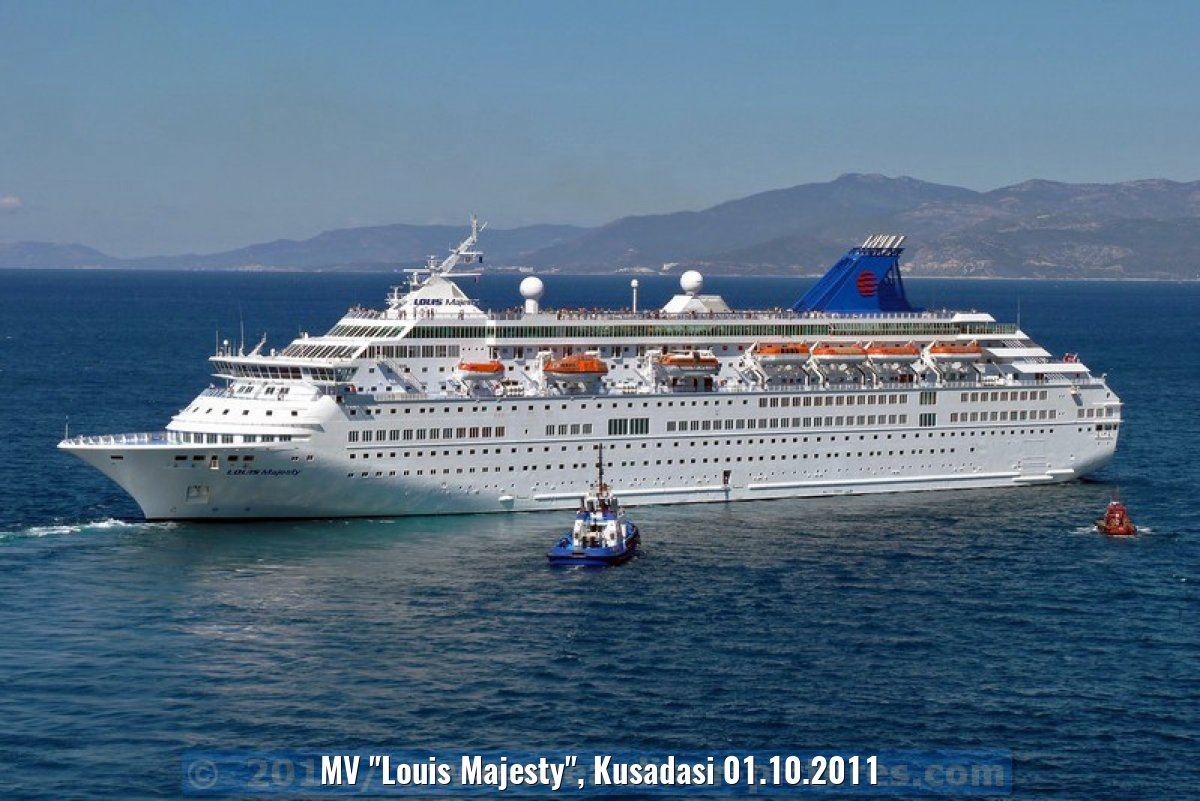"MV ""Louis Majesty"", Kusadasi 01.10.2011"
