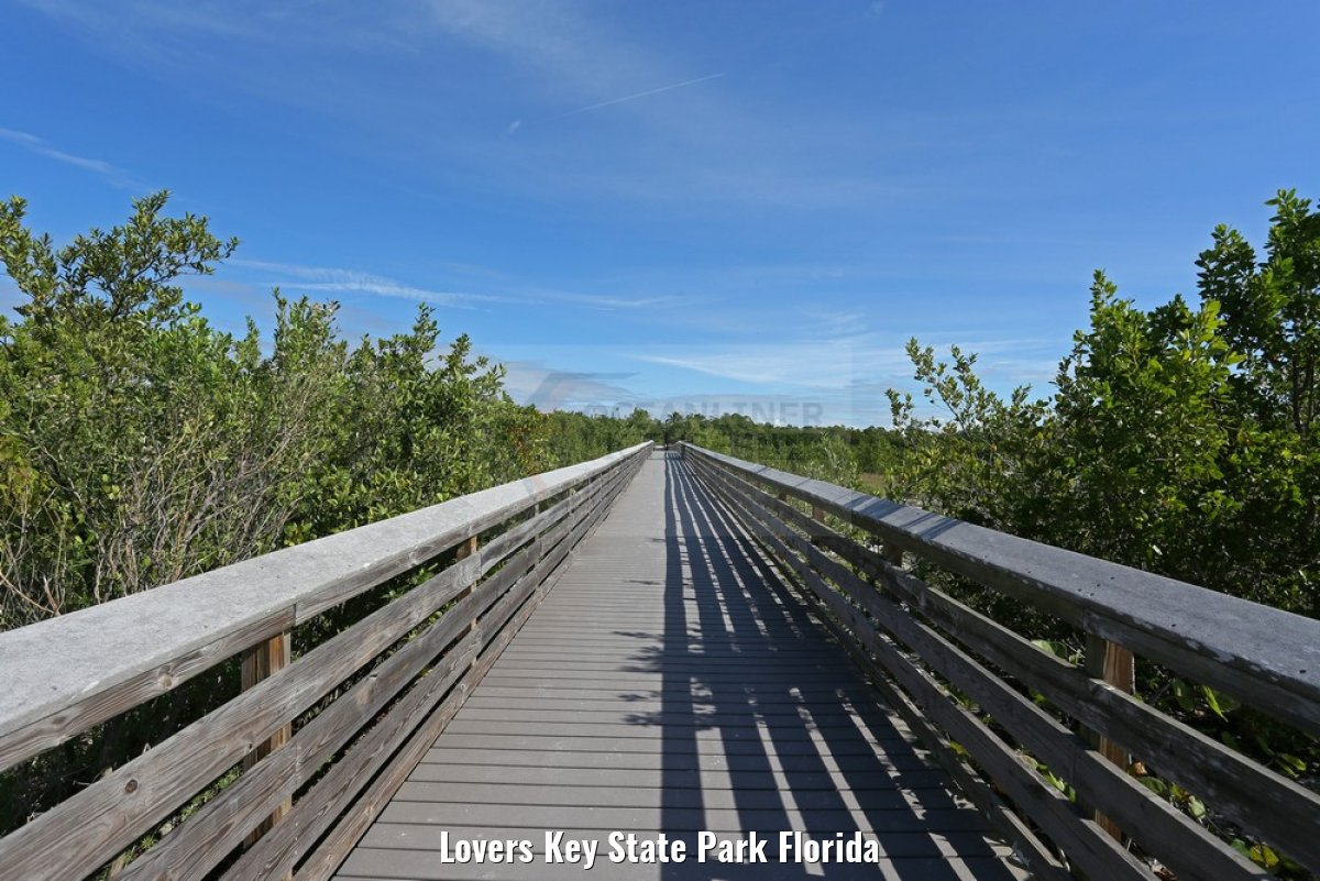 Lovers Key State Park Florida