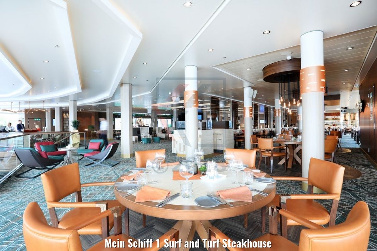 Mein Schiff 1 Surf and Turf Steakhouse