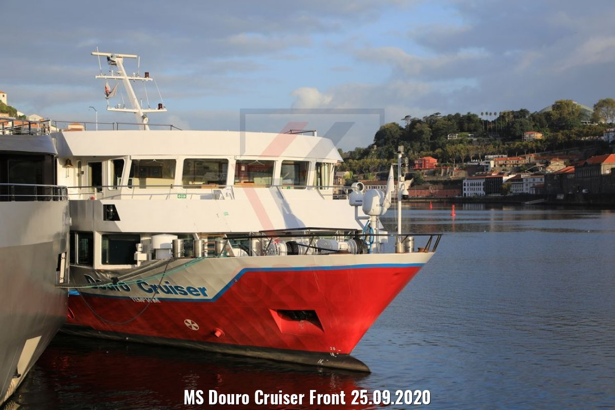 MS Douro Cruiser Front 25.09.2020