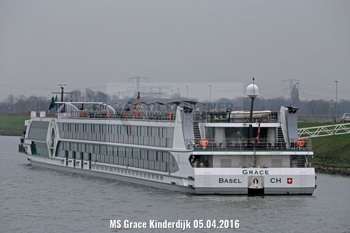 MS Grace Kinderdijk 05.04.2016