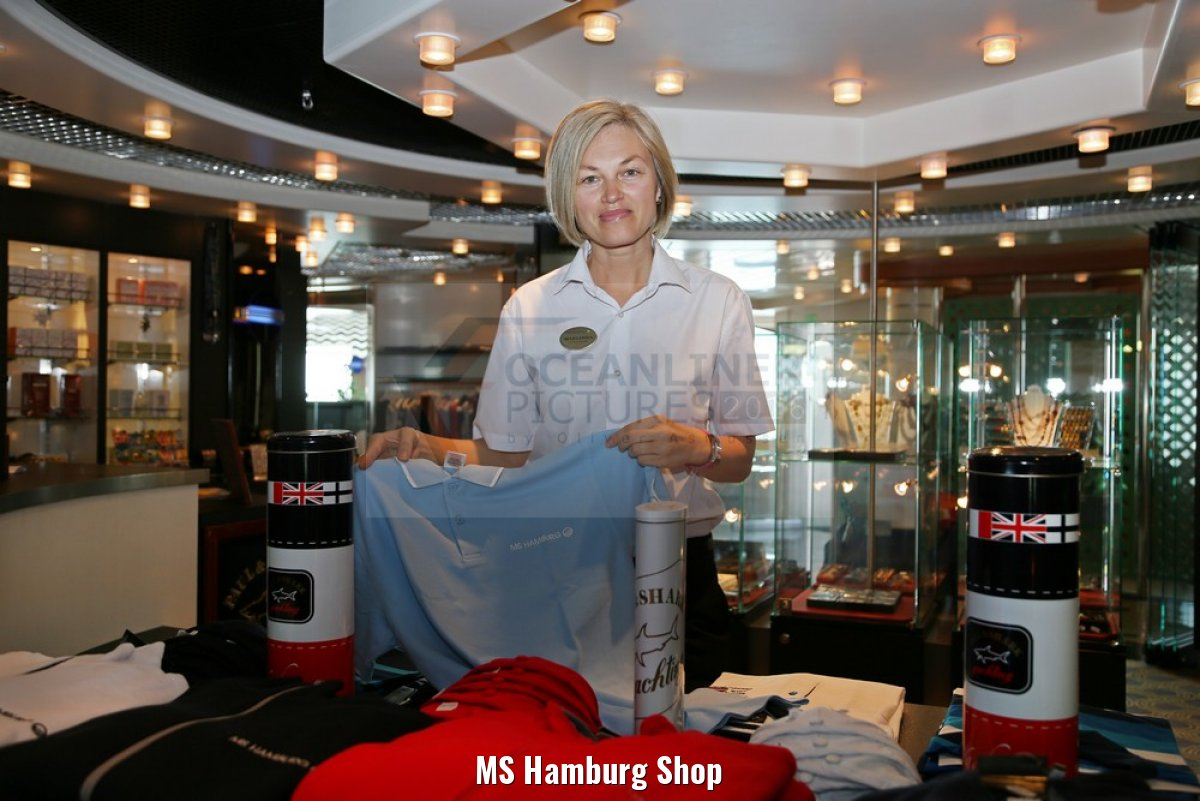 MS Hamburg Shop