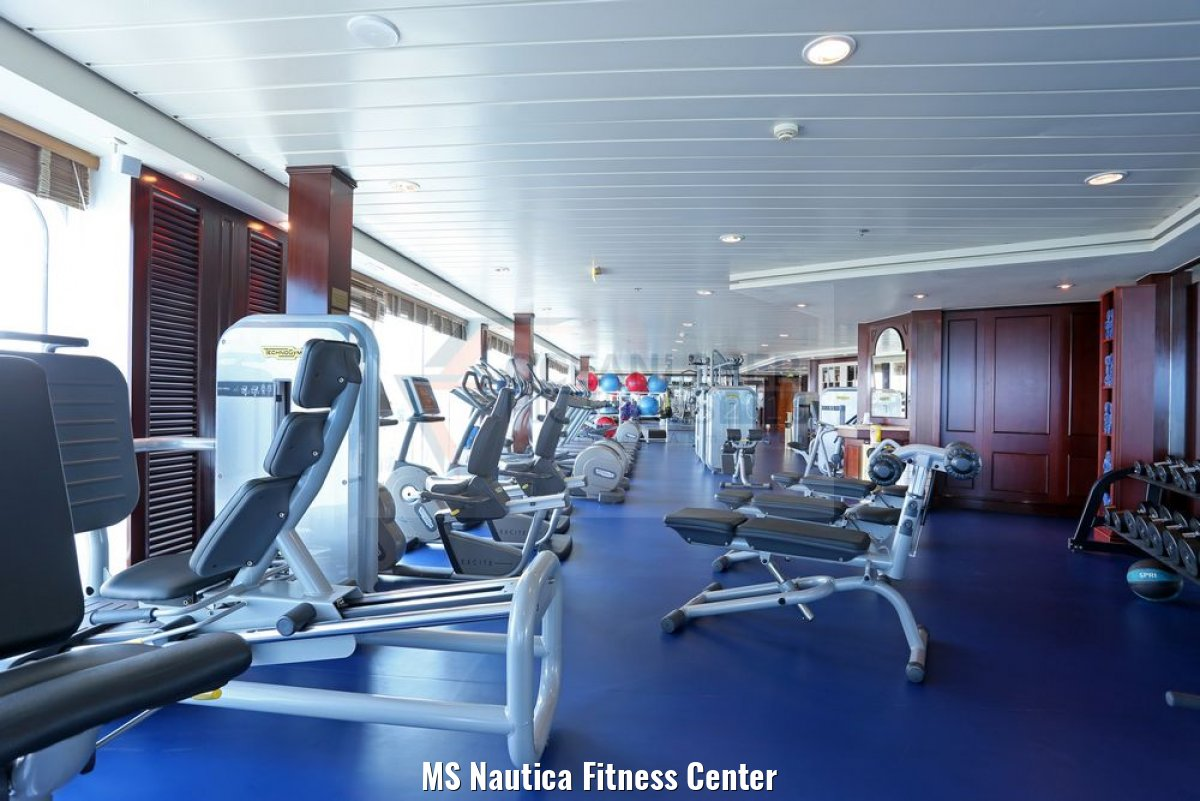 MS Nautica Fitness Center