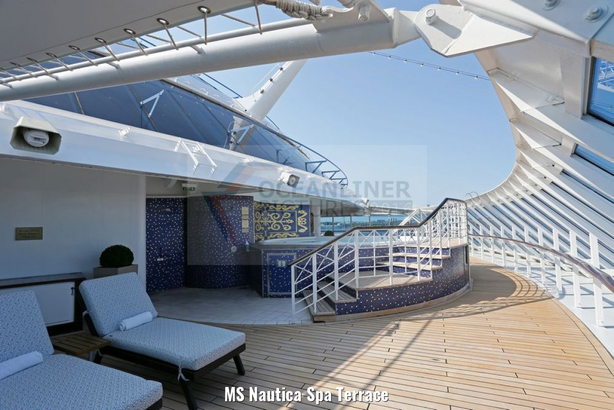 MS Nautica Spa Terrace
