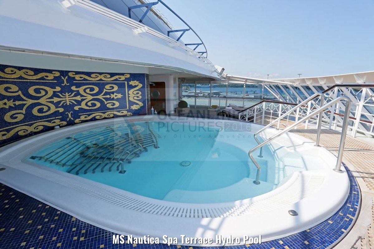 MS Nautica Spa Terrace Hydro Pool