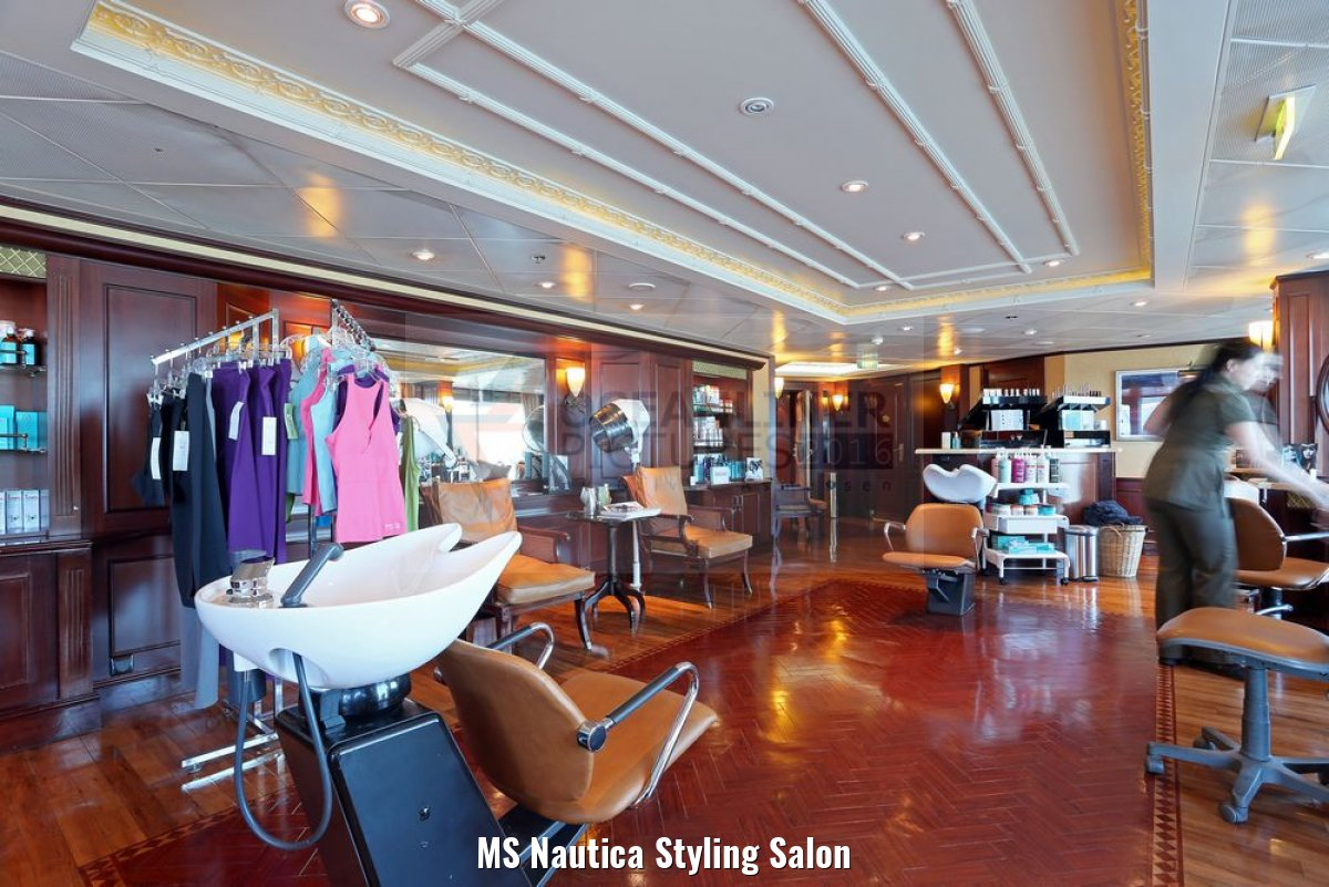 MS Nautica Styling Salon