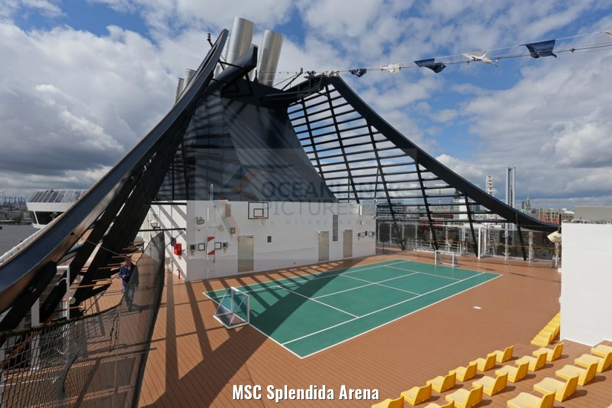 MSC Splendida Arena