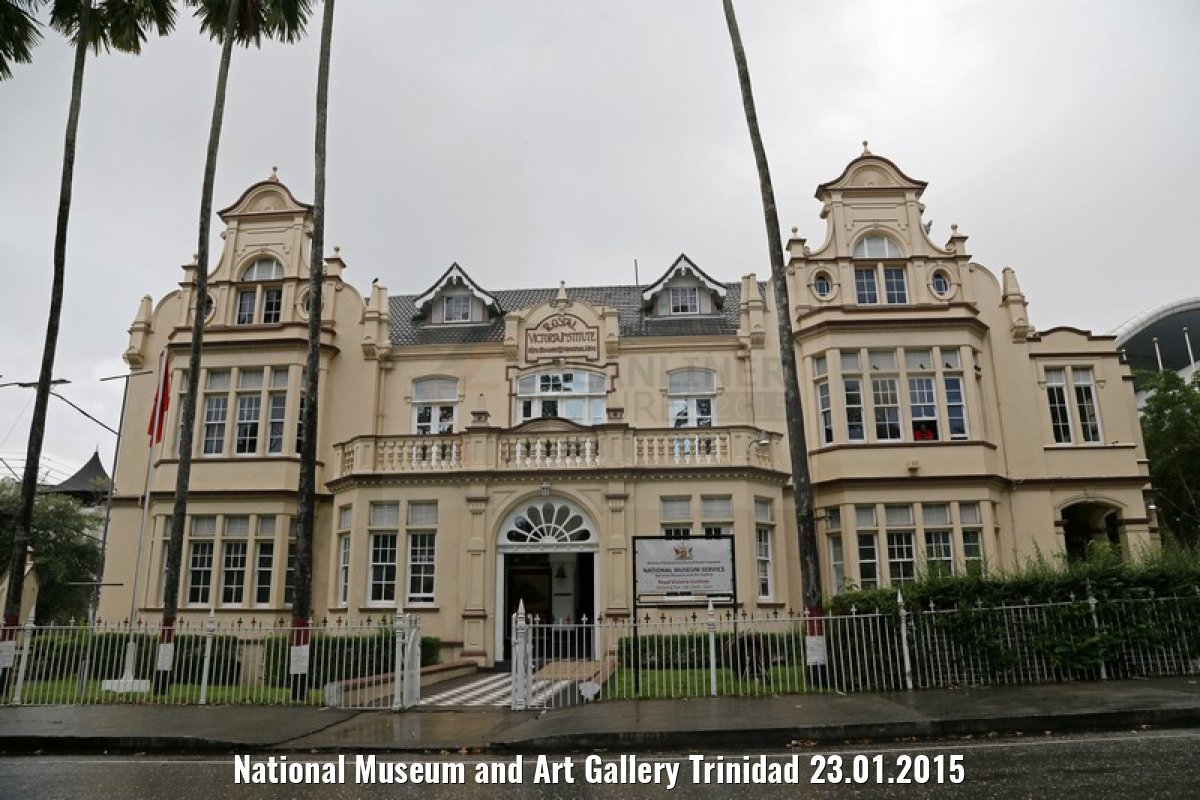National Museum and Art Gallery Trinidad 23.01.2015