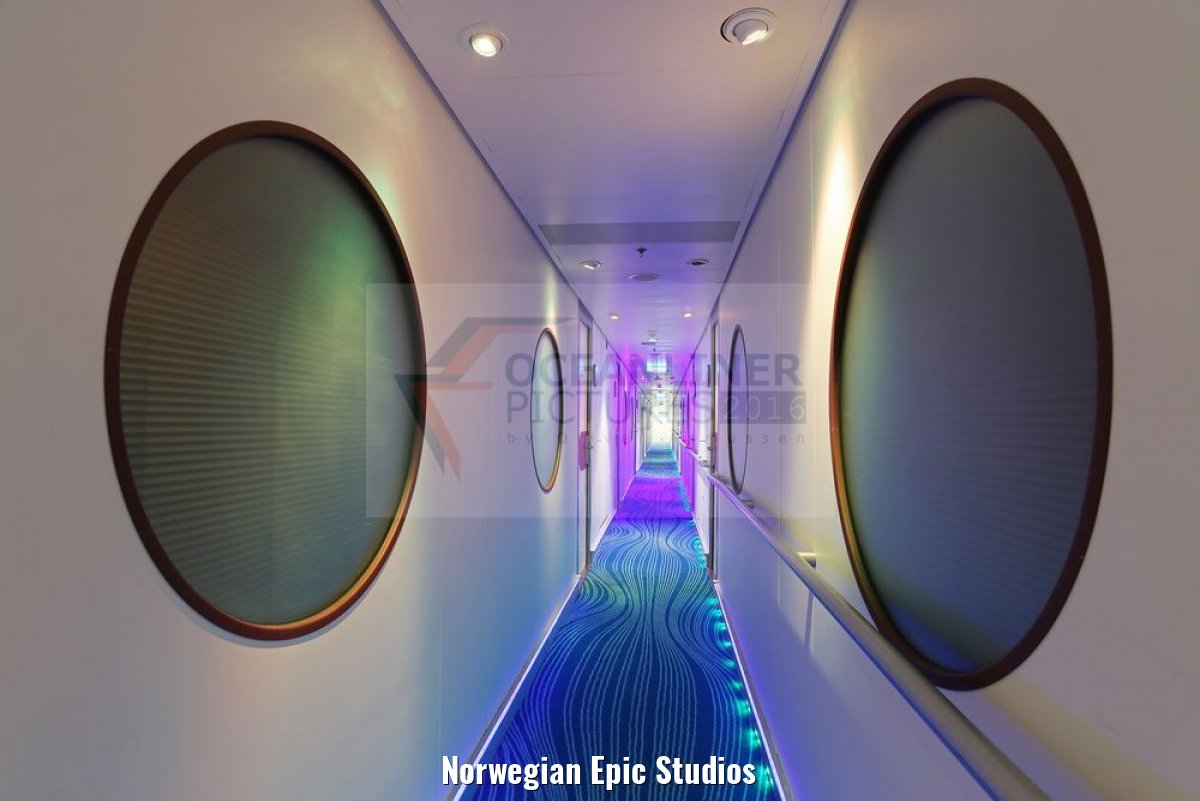 Norwegian Epic Studios