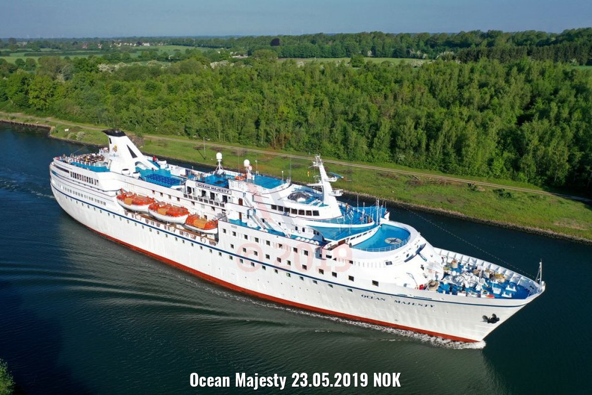 Ocean Majesty 23.05.2019 NOK