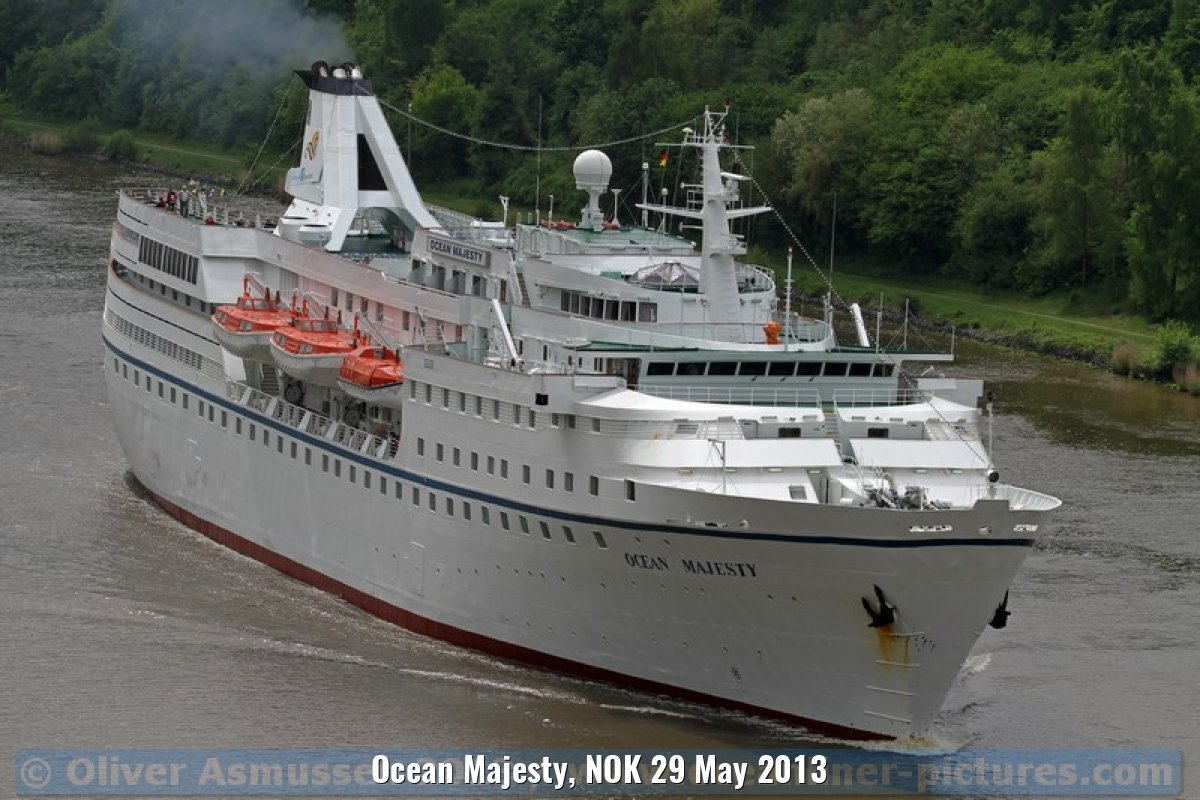 Ocean Majesty, NOK 29 May 2013