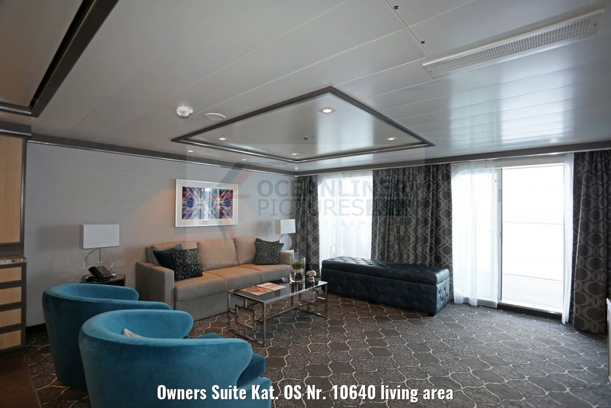 Owners Suite Kat. OS Nr. 10640 living area