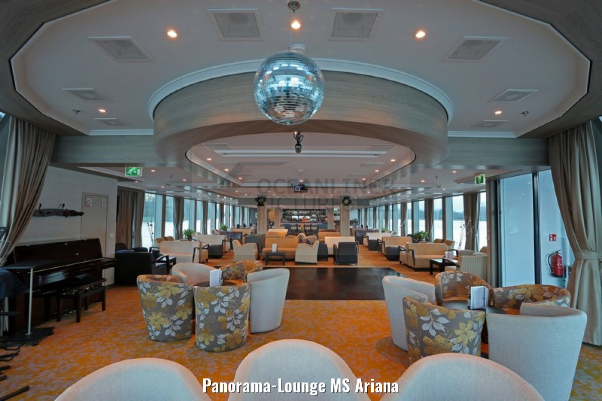 Panorama-Lounge MS Ariana
