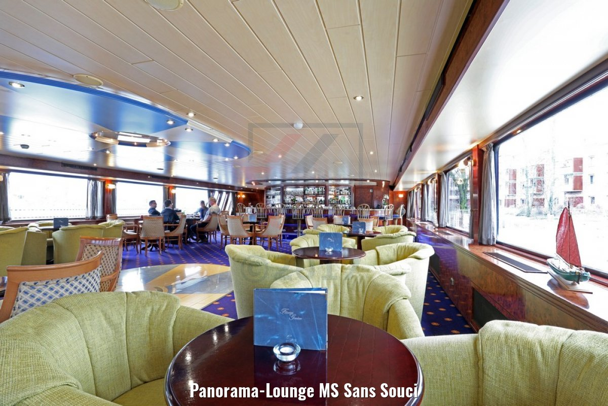 Panorama-Lounge MS Sans Souci
