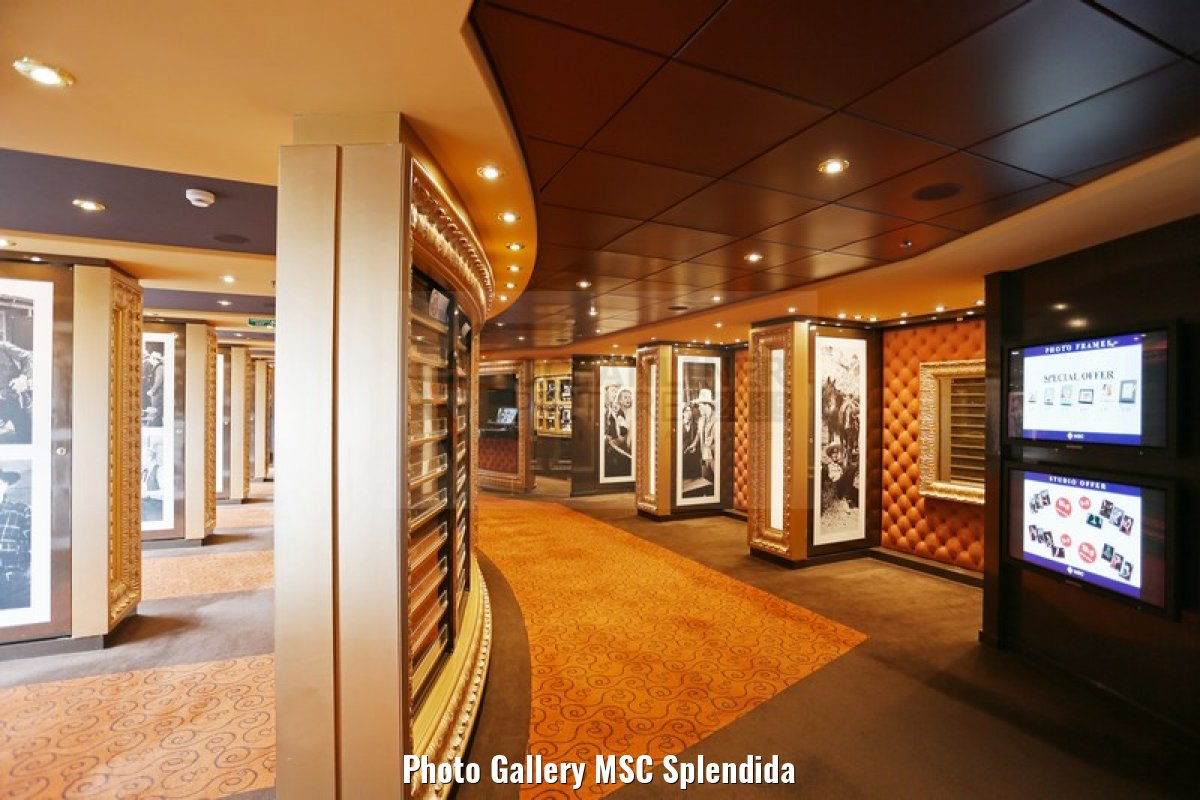 Photo Gallery MSC Splendida