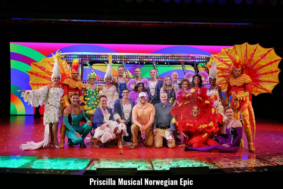 Priscilla Musical Norwegian Epic